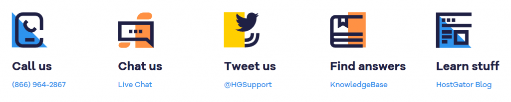 Hostgator Support