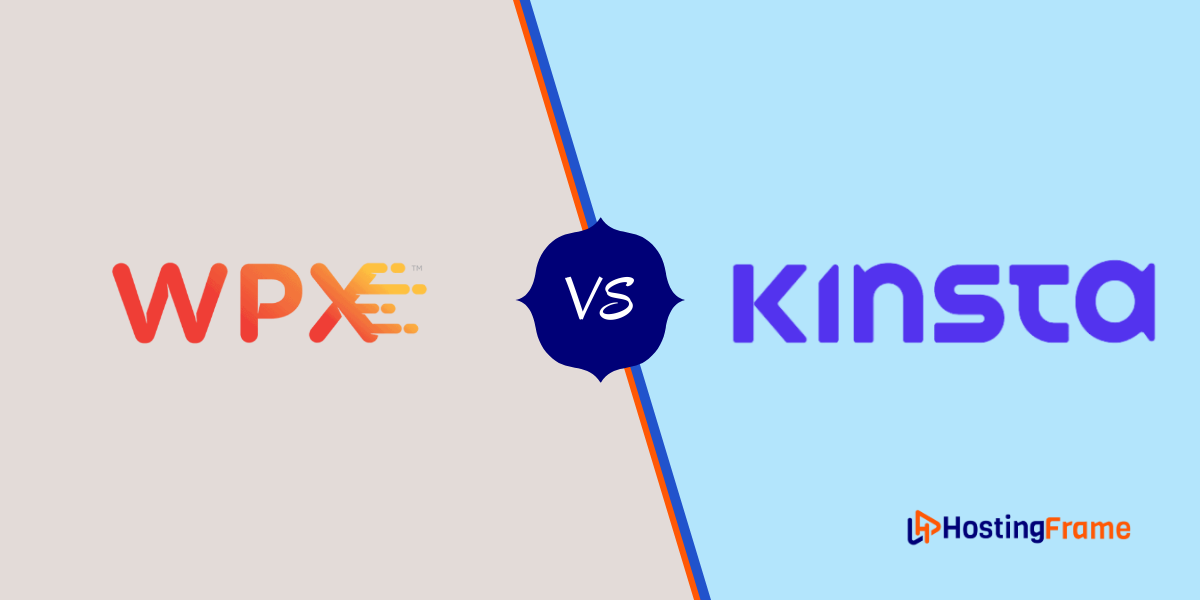 WPX vs Kinsta Comparison