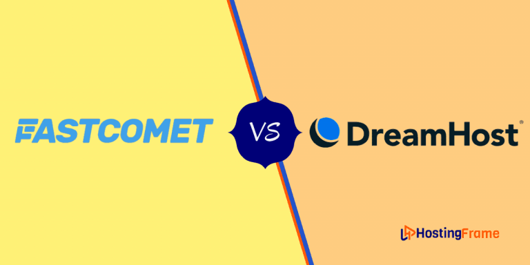 FastComet vs DreamHost