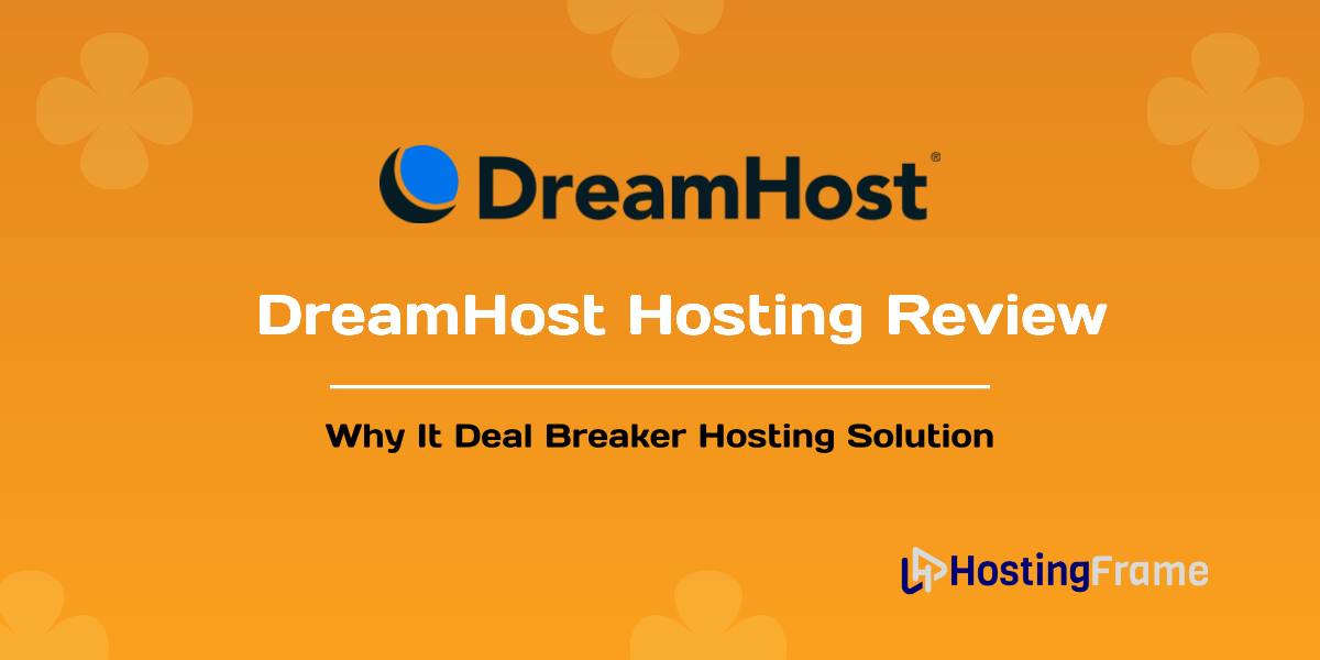 GreamHost Hosting Review
