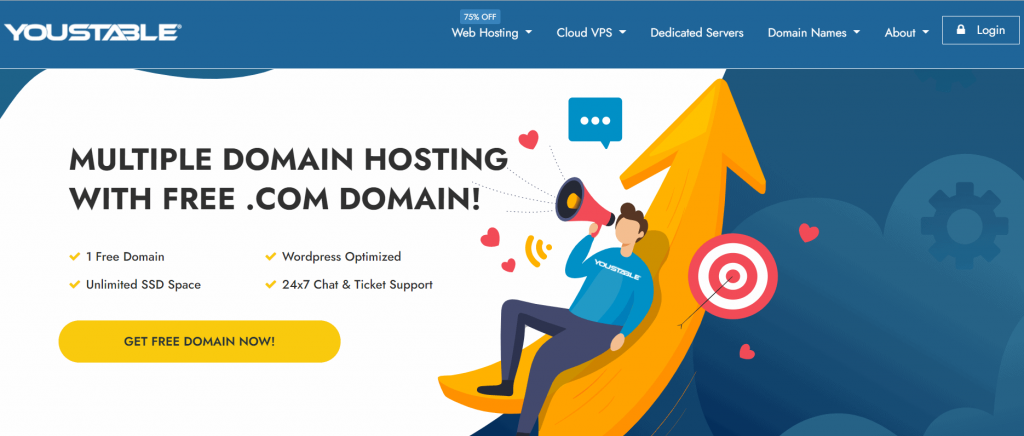 YouStable Hosting