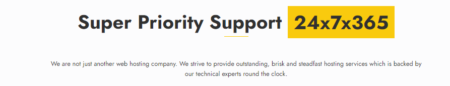 Youstable Support
