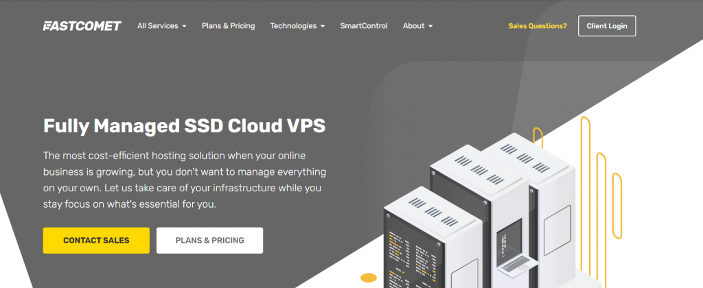 fastcomet vps hosting
