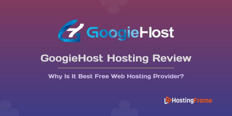 GoogieHost Review